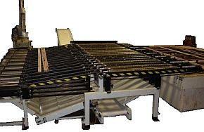 Separating Transfer Conveyor