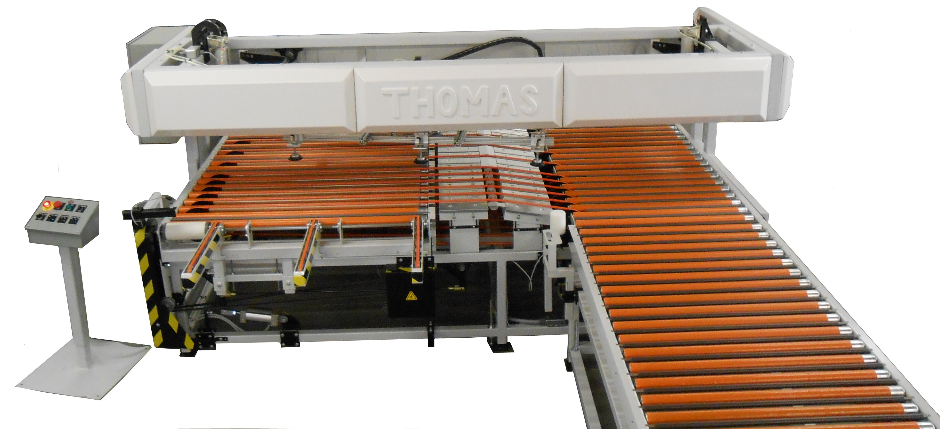 Turnbak Conveyor with Vacuum Turner 2