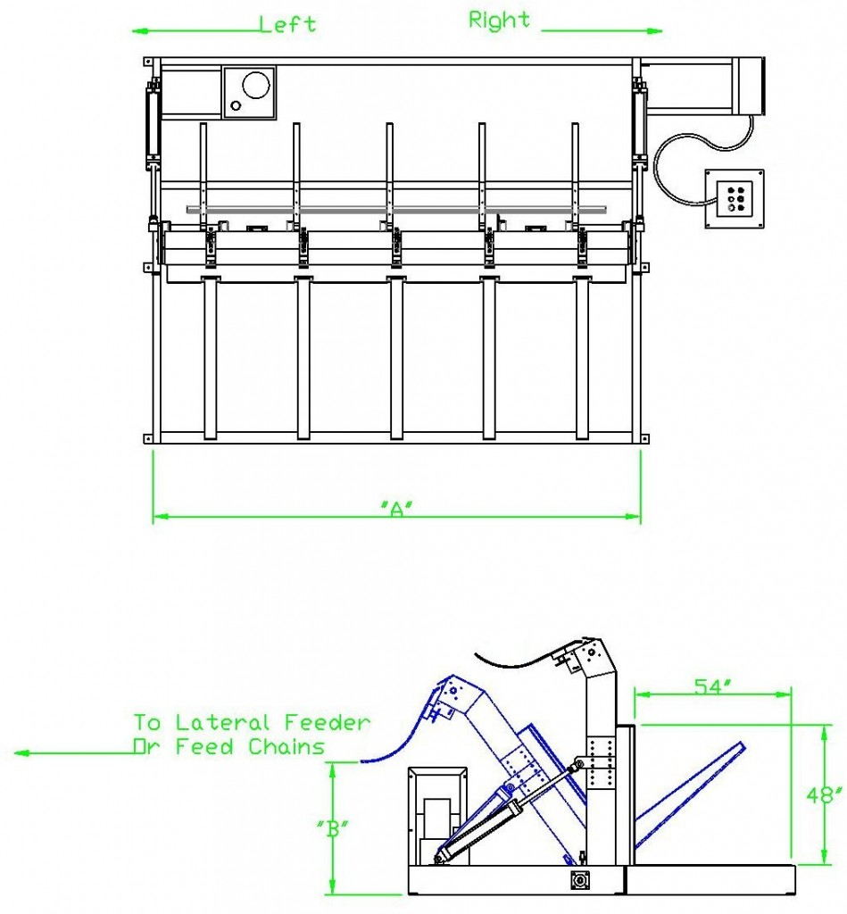 Bundle Dumper RFQ Layout
