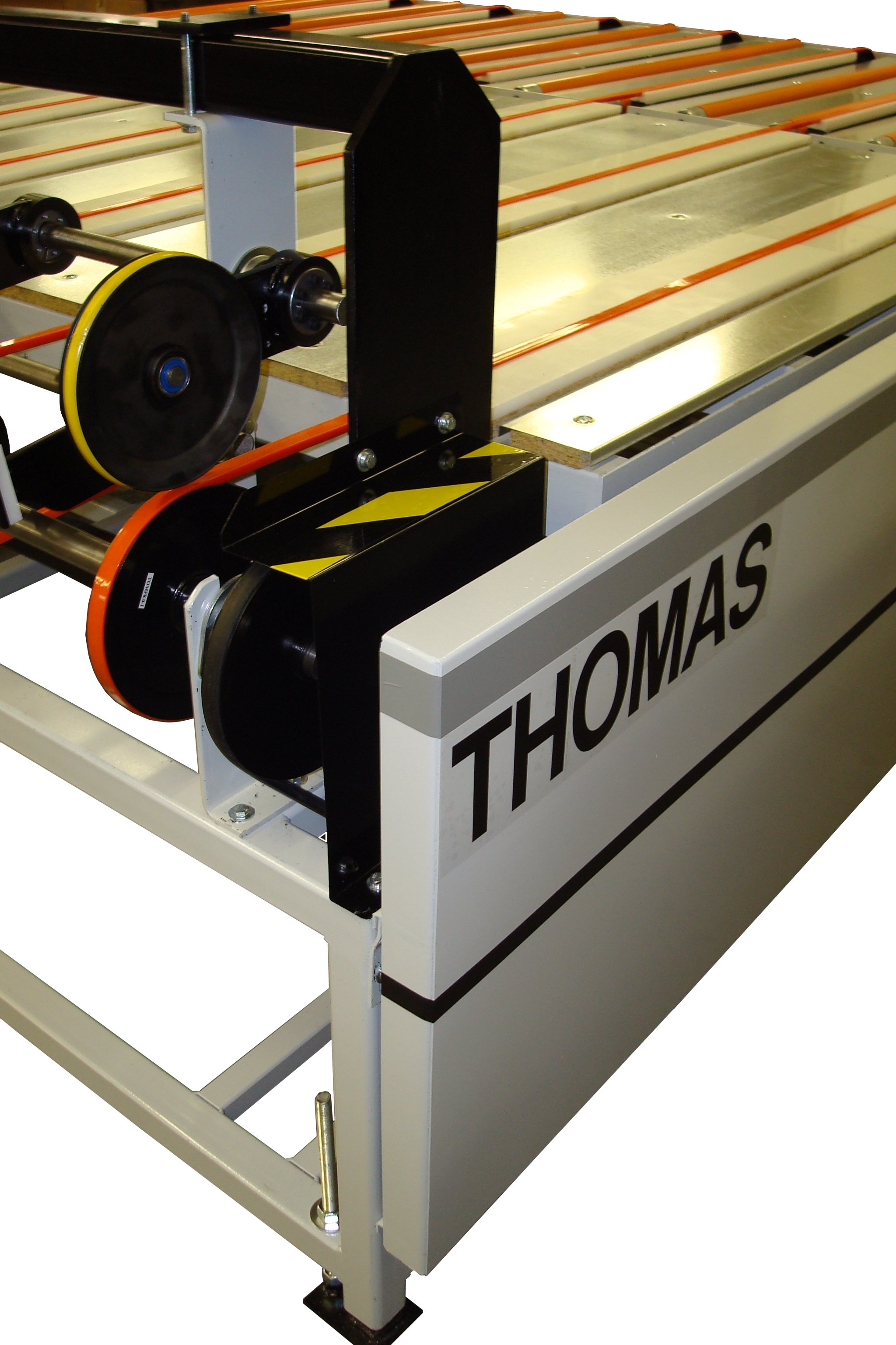 Transfer Feeding Conveyor Thomas Manufacturing